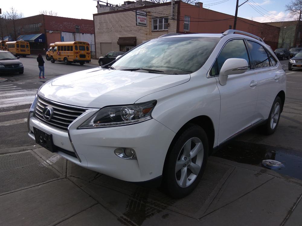 2013 雷克萨斯(Lexus) Rx350 白色 53K $26500